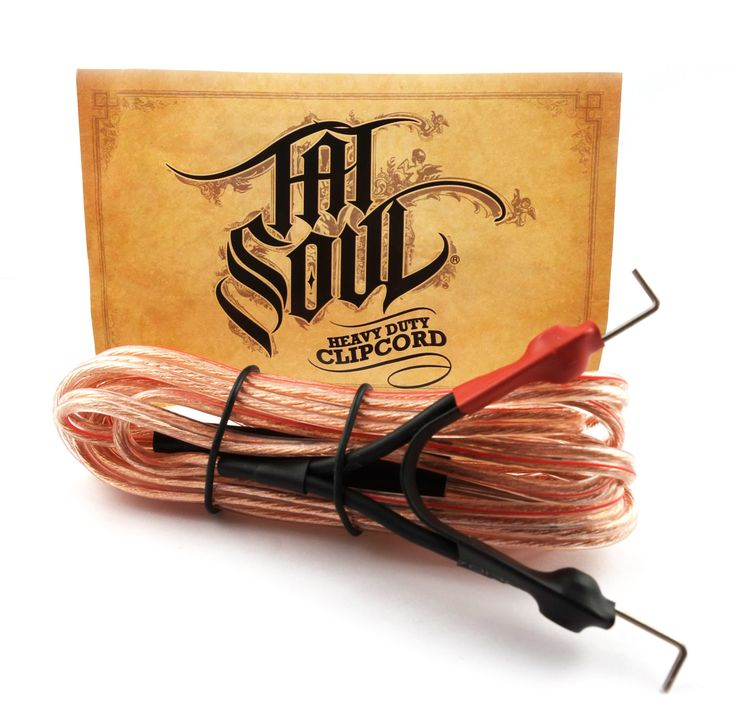 TatSoul Heavy Duty Clip Cord - £25.99 #sale #tattoosupplies #magnumtattoosupplies