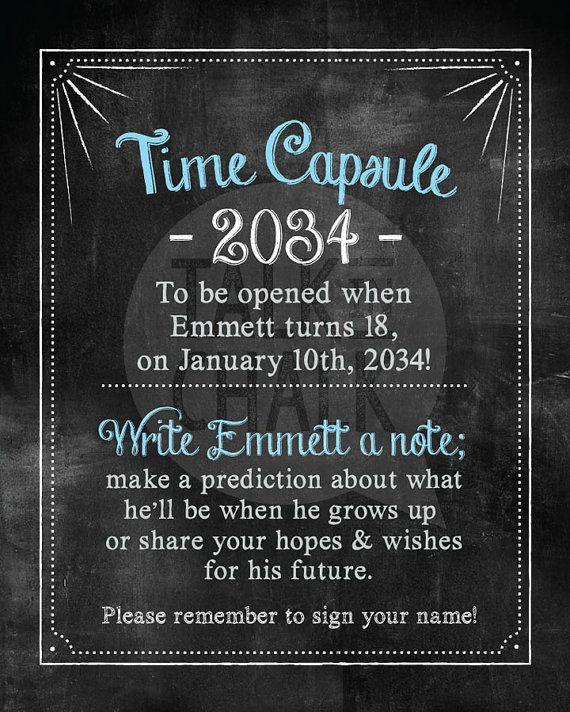 how to create a digital time capsule