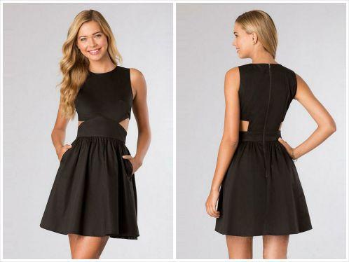 little black dress - abito nero è un must have adatto in tutte le occasioni