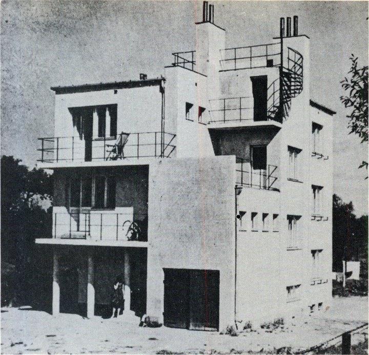 Bohdan Lachert & Józef Szanajca, Warsaw, 1928-29