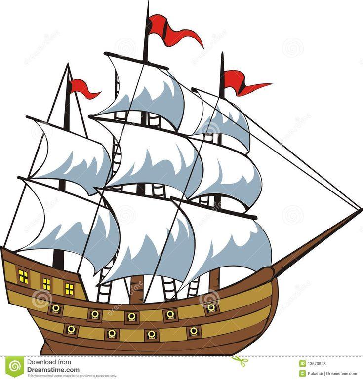 clip art sailing ship - photo #13