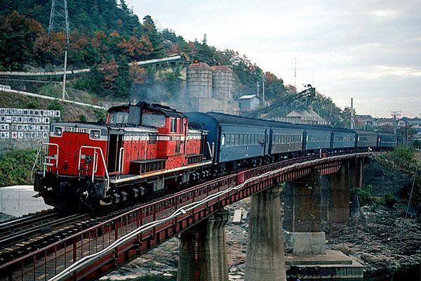 DD511119福知山線