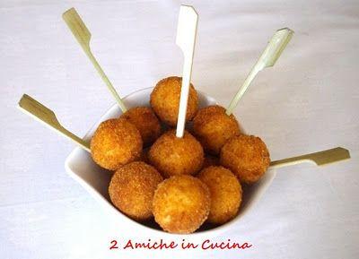 2 Amiche in Cucina: Crocchette di Patate e Pollo