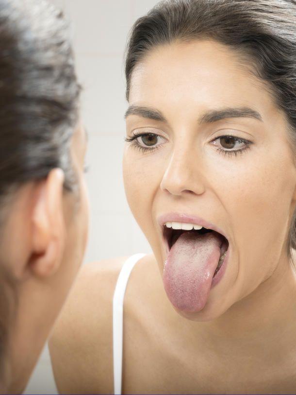 Was deine Zunge über deine Gesundheit verrät