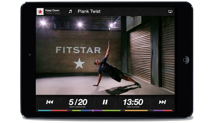 Venture Beat reports how EA's Madden inspired FitStar's latest iPad fitness app