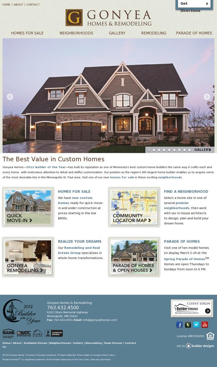 68 best web design   homes + real estate images on Pinterest ...