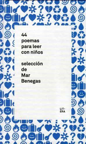 Una delicada selección de poemas realizada por Mar Benegas donde encontrar versos para jugar, para aprender, para cantar...