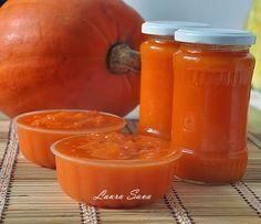 Marmelada de dovleac   Retete culinare cu Laura Sava