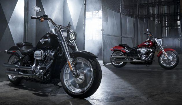 2019 Harley Davidson Malaysia Price List Updated Harley Davidson Harley Davidson Bikes Harley