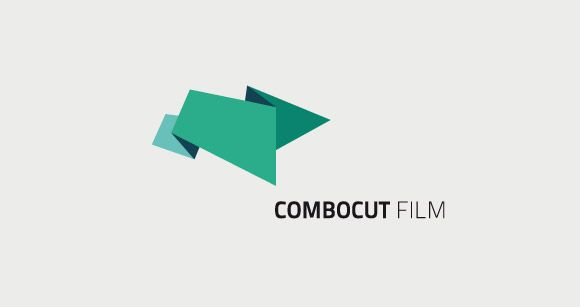 Combocut Film Project: design  Graphic designer: Andrea Orazzo  #logo #brand #identity