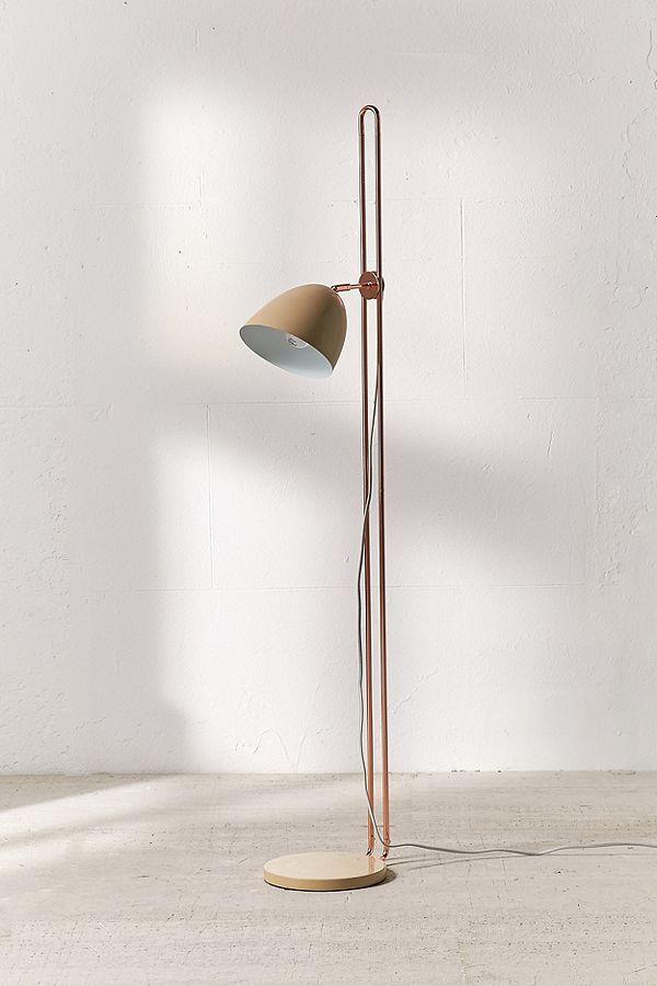 Slide View: 3: Inga Adjustable Floor Lamp