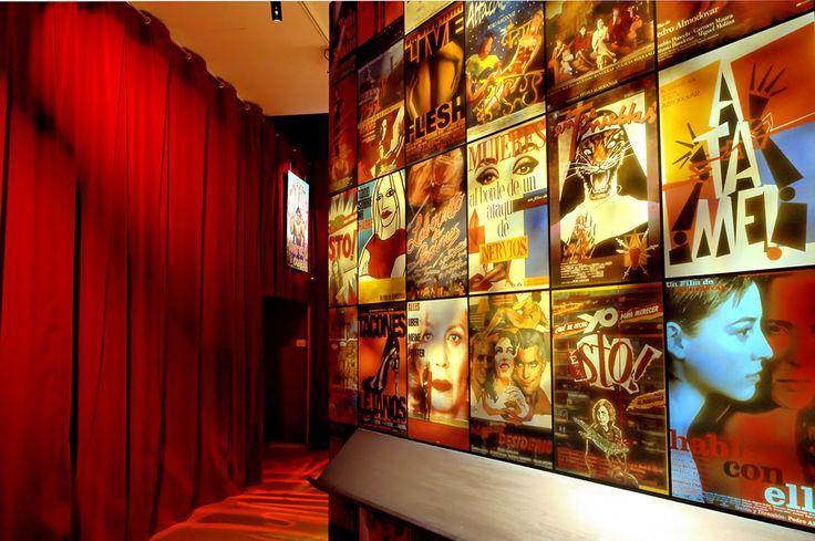 Expostion Pedro Almodovar  Cinematheque, Paris