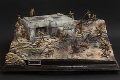 D-DAY diorama                                                                                                                                                                                 More