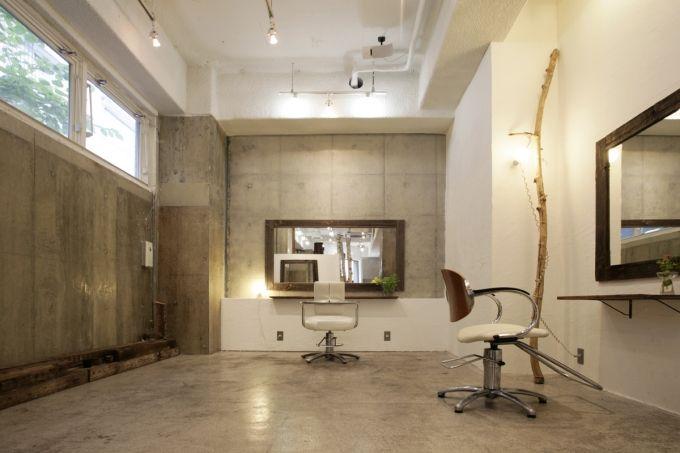 WALL|設計・デザイン実績|美容室|WHATS Inc./株式会社ワッツ