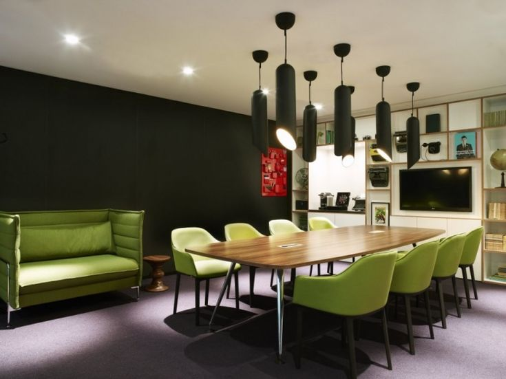 London Bankside Interior Design: Pendants Lamps, Dining Rooms, Citizenm Hotels, Meeting Rooms, Offices Design, Colors Design, Interiors Design, London Banksid, Citizenm London