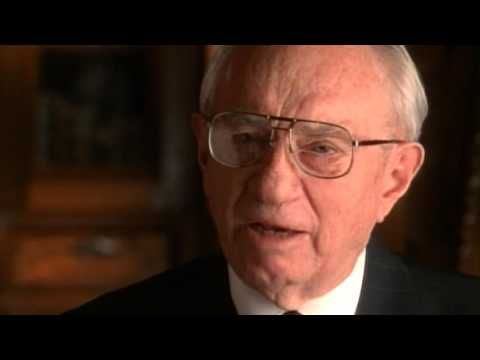 How Gordon B. Hinckley Received His Testimony of Joseph Smith - YouTube