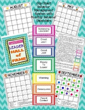 This all-in-one behavior management system gives you everything you need to manage student behavior in your classroom and communicate it effectively to parents on a daily basis. The clip chart system allows you to use a combination of both positive reinforcement for good choices and negative reinforcement for poor choices in the classroom.
