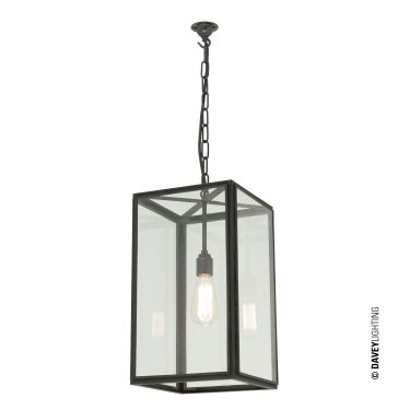 7639 Square Pendant Light by Davey Lighting