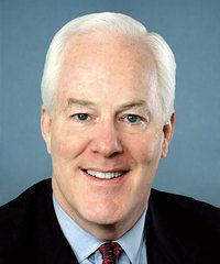 "John Cornyn gets an ""F"" from Conservative Review.  Let's get rid of this guy next election.  Come on, Texas.  We can do better."