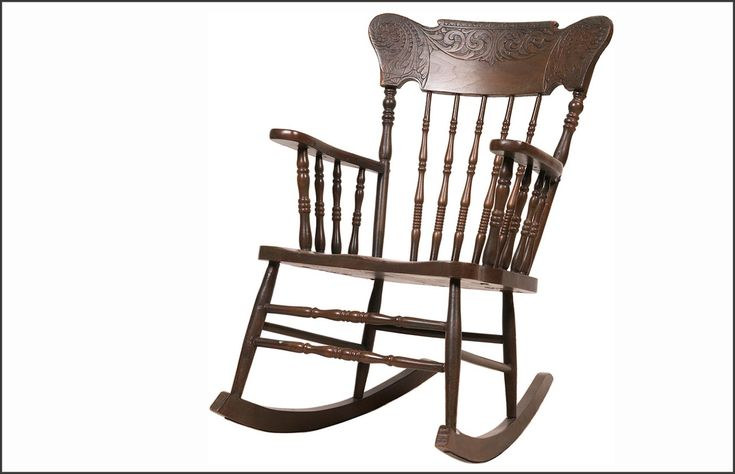 It S Unlucky To Rock An Empty Rocking Chair