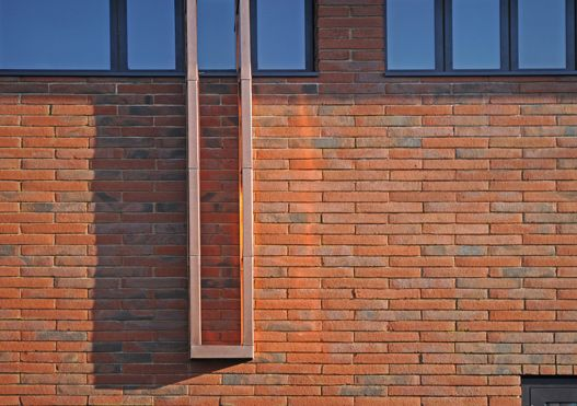The Linear Brick Collection from Ibstock Brick Ltd.