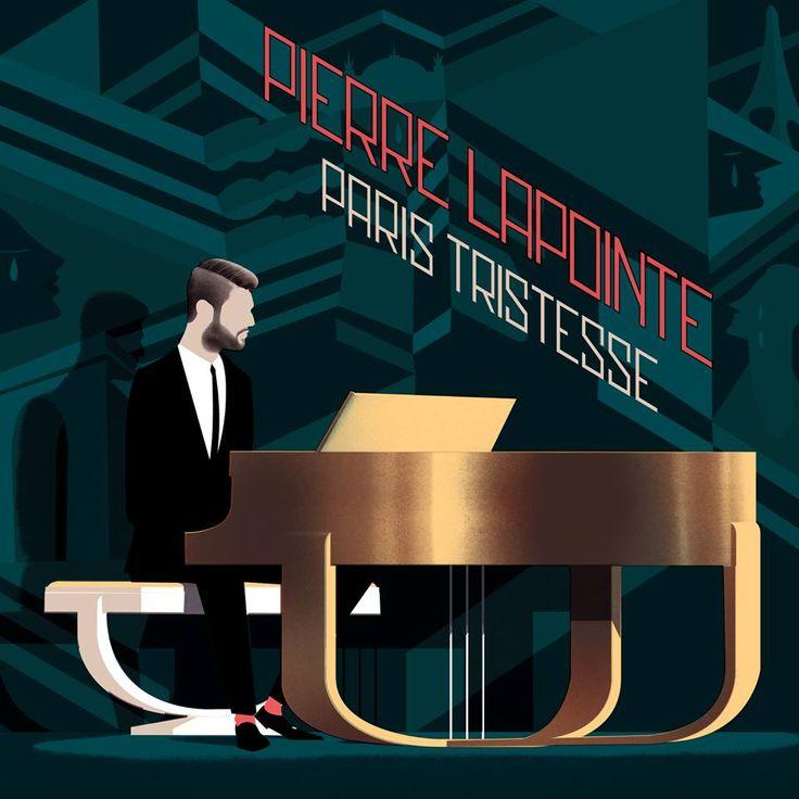 Nouvel album de Pierre Lapointe Paris Tristesse