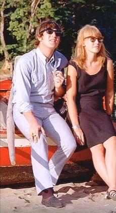 RIP John & Cynthia>> omg that caption really just hit me wow