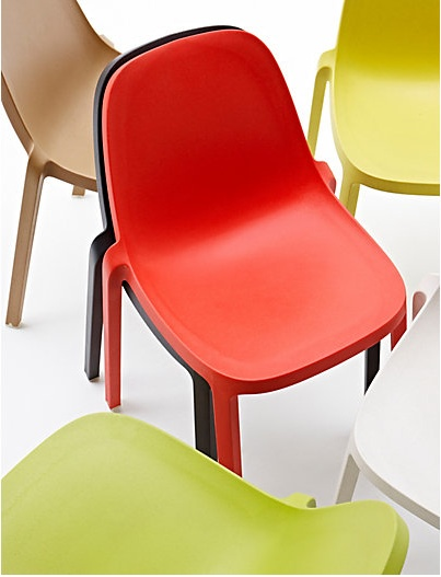 The Broom Chair, designed by Philippe Starck and available exclusively at Design Within Reach.