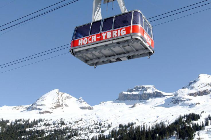 #HochYbrig #Oberiberg #skiing