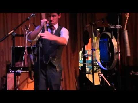 The Peculiar Pretzelmen - Dead Hand @ Founders Brewery - Taproom  10/11/12