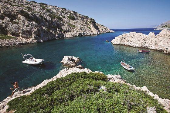 Visit Greece   Fournoi