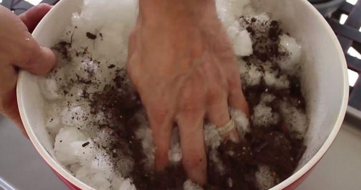 Этот человек использует подгузники в садоводстве. То, до чего он додумался - просто гениально!   Кому за пятьдесят