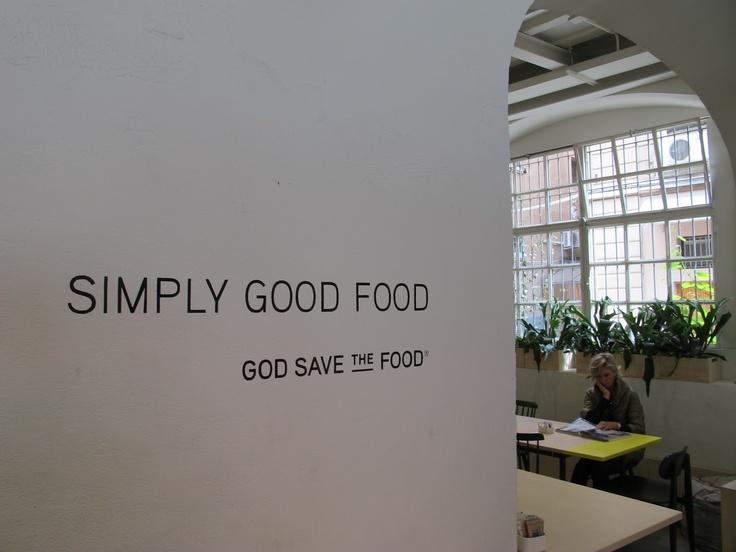 God Save The Food Brera