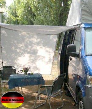 sonnensegel f r vw california comfortline beach vw bus. Black Bedroom Furniture Sets. Home Design Ideas