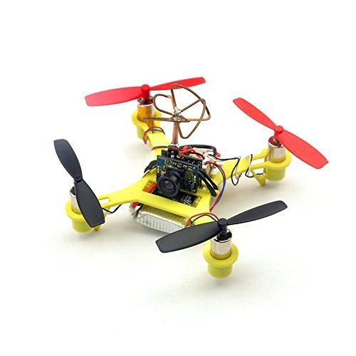 EACHINE QX90C 90mm Micro FPV Racing Quadcopter With Camera RC Mini Quadcopter Drone BNF Based On F3 EVO Brushed Flight Controller BNF with DSM2 receiver