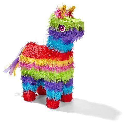 Pinata Horse - Multi-Coloured