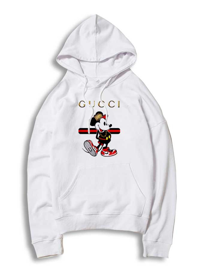 ce023682341c Mickey Mouse Gucci Stripe Hoodie - Streetwear Clothings | Clothing | Gucci  outfits, Mickey mouse outfit, Grunge outfits