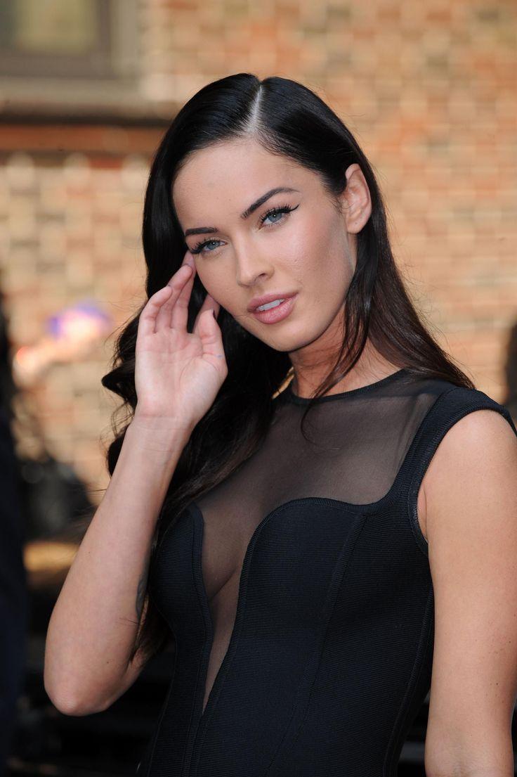 Hot and Sizzling Pics of Megan Fox
