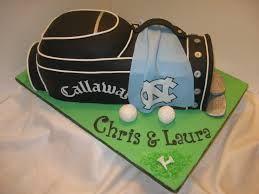 golf grooms cake - Google Search