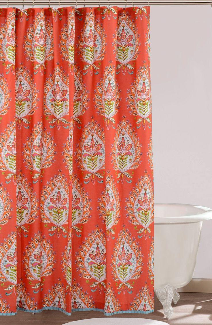 Bright Shower Curtain -  kalani shower curtain