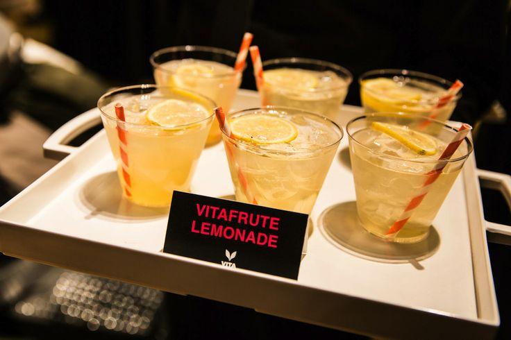 NYLON x Express Store Grand Opening - VitaFrute Lemonade