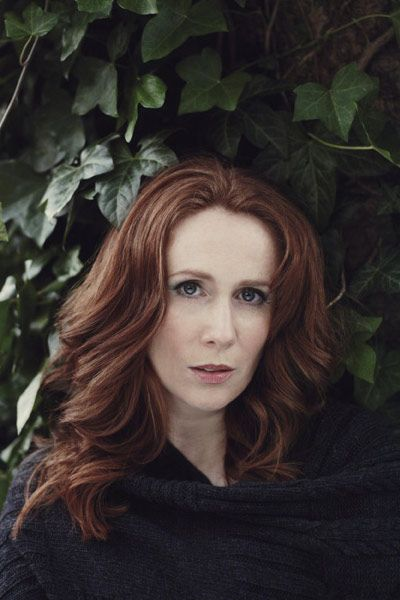 Catherine Tate- I would love her to play Mrs. Bennet in Pride and Prejudice. I honestly think of she was put into the right costume and a little but of make up was done, she would be perfect for the role. She's got the sass and she is an amazing actress. :)