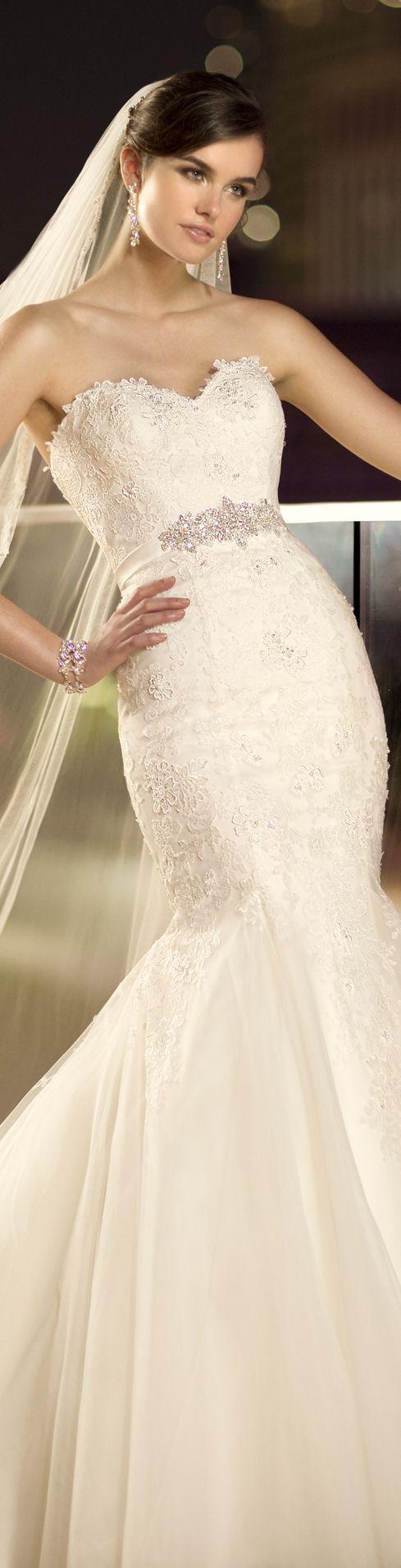 Essense of Australia D1441 #bride #wedding #dress