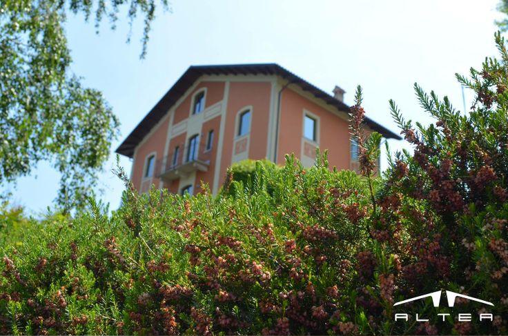 Villa Erica, villa storica risalente ai primi anni dell'800. In stato di abbandono per lungo tempo, è stata completamente ristrutturata ed oggi è il quartier generale di #ALTEASpA