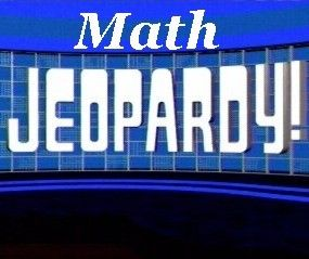 free jeopardy games for math