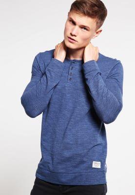 bestil TOM TAILOR DENIM Langærmede T-shirts - agate stone blue til kr 159,00 (31-10-16). Køb hos Zalando og få gratis levering.