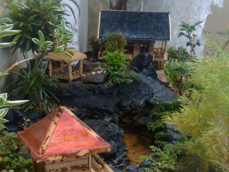 Garden by my friend Taman Miniatur