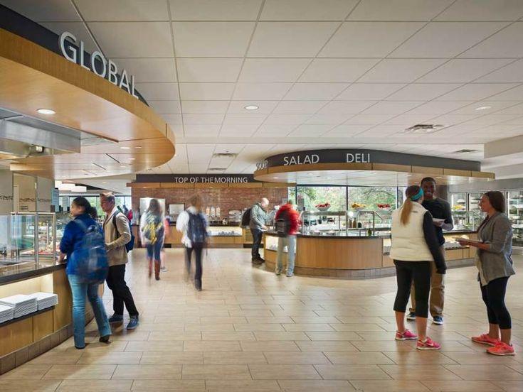 Cornell college thomas commons student center architect - Cornell university interior design program ...