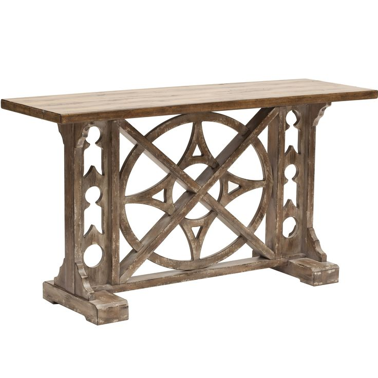 Rafferty Console   Furniture   Accent Tables   Console Tables   Room Ideas    Dining Room