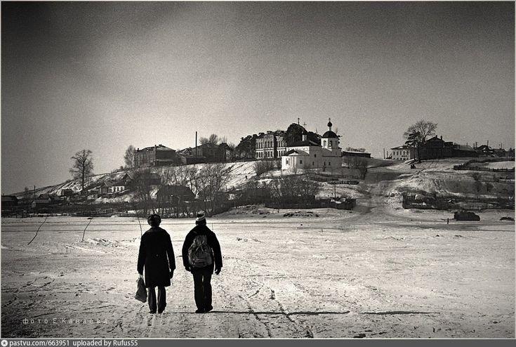 Свияжск  -  город  на  острове  (после  затопления).  Реклама сеалекса от Ивана Грозного и спасительный потоп: alkopona